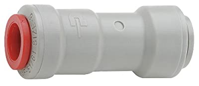 "Parker Hannifin A4VC4-MG Nylon VC Check Valve, 1/4"" Push-to-Connect Tube x 1/4"" Push-to-Connect Tube by Parker Hannifin Corporation"