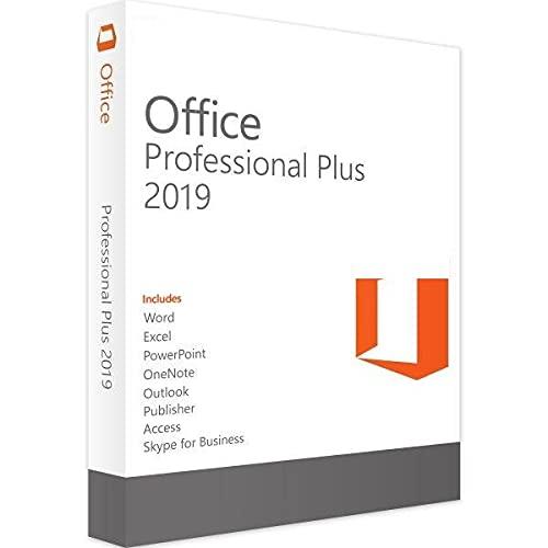 OFFICE 2019 PRO PLUS (LIFETIME FOR 1 WINDOWS PC)