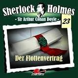 Sherlock Holmes – Fall 23 – Der Flottenvertrag