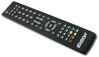 Edision - Telecomando originale per Edision Argus Piccollo/Mini IP/2in1 Mini IP/VIP/VIP 2