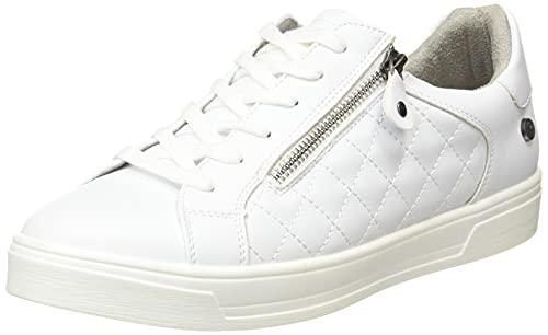 XTI 43386, Zapatillas Mujer, Blanco, 40 EU
