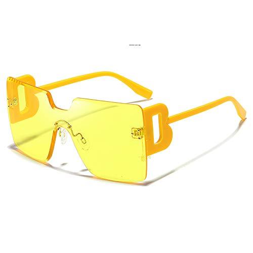 ZSXZX Gafas De Sol, Gafas De Sol De Pie De La Letra De PC para La Pesca De Compras Al Aire Libre Retocando La Cara Cómoda para Usar Orejas.(Color:3)