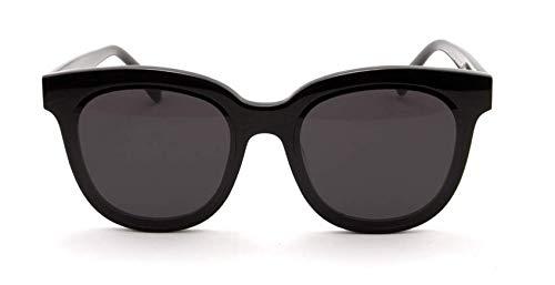 day spring online shop Mode Damen Sonnenbrille New Gentle Man or Women Monster Eyeware V Brand Finn Sunglasses for Gentle Monster Sunglasses, Black Frame Black Lens