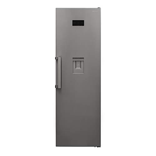 Sharp SJ-LC41CHDI2-EU Kühlschrank / A++ / Höhe 186 cm / Kühlteil 380 L / LED-Display / GentleAirFlow / Wasserspender / Gemüseschubfach mit Feuchtigkeitsregler und E-Filter-Technologie