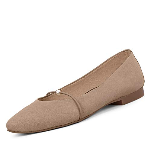 Paul Green Damen Ballerina beige Gr. 39