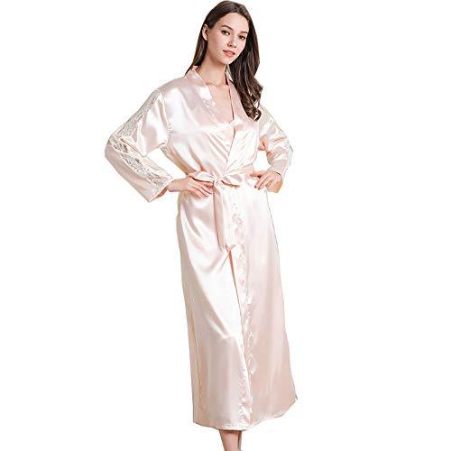 Camisón de Mujer, Ropa de Dormir Caliente, lencería Sexy, rajas de Encaje, camisón,Ropa de Dormir Vintage,BataFemenina, Pijama