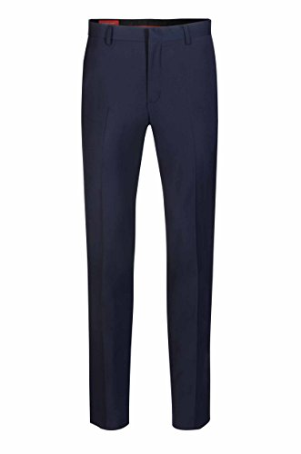Thomas Goodwin -  Pantaloni - Uomo Blu scuro W56