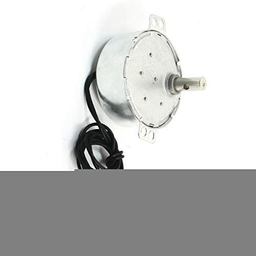 Aexit CCW/CW elektrischer Synchronmotor für Uhren, 220-240°V, 4°W, 5-6°RPM
