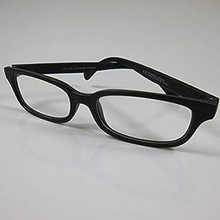 CEPEWA chique moderne leesbril zwart 3 +2,0 voor dames en heren kant-en-klare bril