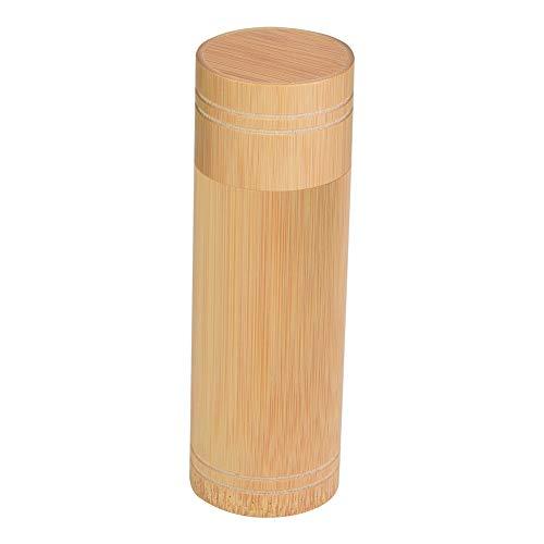Fdit draagbare bamboe thee jerrycan reis levensmiddelen opslag Candy Jar Container Box voor thee koffiebonen noten specerijen MEHRWEG verpakking socialme-eu