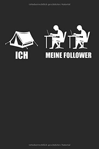 Camping Zelten Zelt Campen Campingplatz: Camping & Zelten Notizbuch 6\'x9\' Zelt Geschenk für Lagerfeuer & Campingstuhl