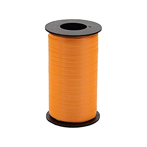 Berwick Offray Tropical Orange Splendorette, 3/16' x 350 yd