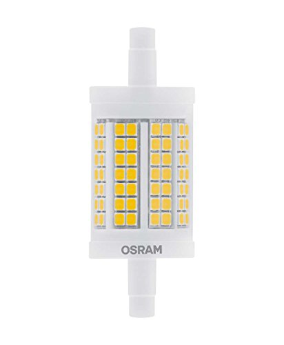 Osram LED SUPERSTAR LINE DIM 78.0 mm 100 11.5 W/2700 K R7s Lampada W, bianco, 1 Lamp