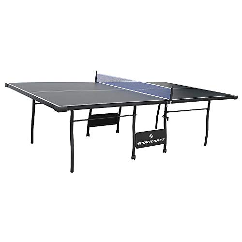 Fantastic Prices! Sportcraft VICTORY Table Tennis Table - Black