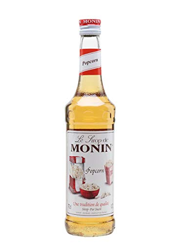 Monin - Popcorn Kaffee Sirop - 1Litre