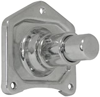 V-FACTOR SOLENOID COVERS WITH STARTER BUTTON FOR BIG TWIN