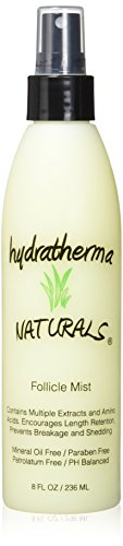 Hydratherma Naturals Follicle Mist, 8.0 fl. oz. by Hydratherma Naturals
