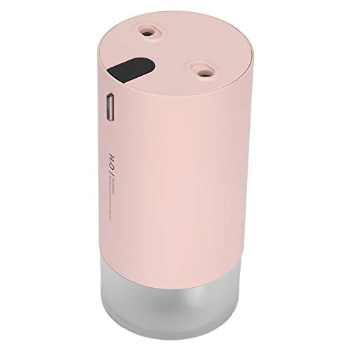 Weikeya Humidificador de aire hidratante, fuente de alimentación 4W 5V 17 x 8 x 8cm ABS