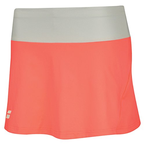 Babolat Core Skirt Women Falda, Mujer, Fluo Strike, M