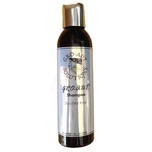 gro-aut solfato libero shampoo 226,8gram per sani capelli spessi 240ml