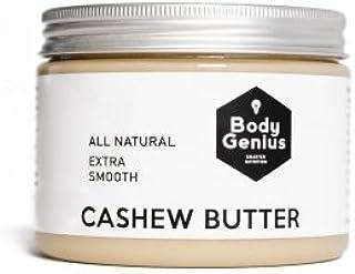 Body Genius CASHEW BUTTER - Mantequilla Natural y Suave de