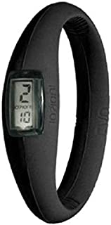 IOION C-BLK05-I Casual Watch For Unisex Digital Silicone - Black