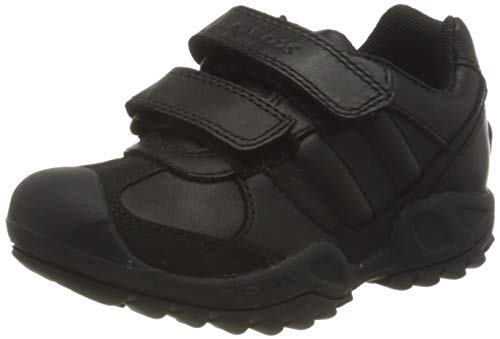 Geox J New Savage Boy B, School Uniform Shoe Niños