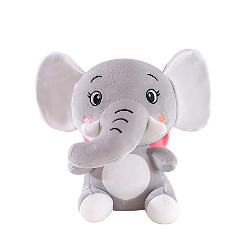 Recordever Leuke Dumbo Knuffel Claw Doll-grey_40cm