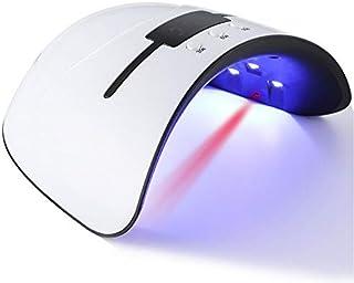 Manicura y pedicura LED UV lámpara de uñas de gel