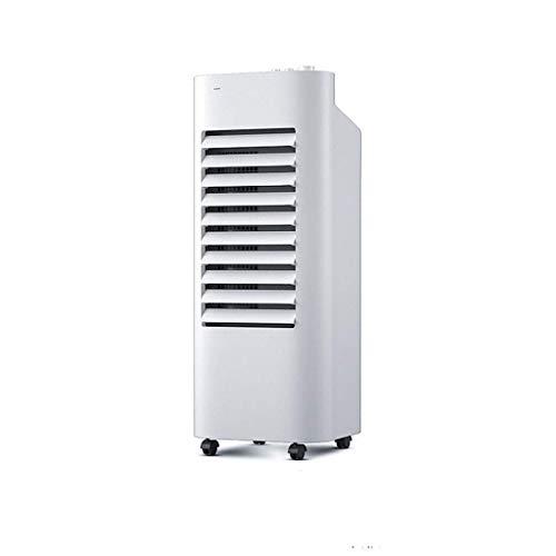 LIXFDJ condizionatore d Aria Piatto, Senza Ventola del tu Summer Vendita Portatile Air Cooler Ice Heal Air condizionatore, Quattro Diverse velocità di Raffreddamento rapido a Basso consumo ener