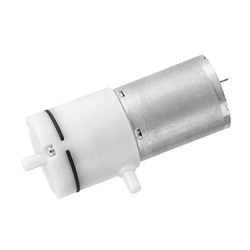 Micro-Vakuumpumpe - Mini-Motor für Luftpumpe DC 12V Mini Luftpumpenmotor Elektrische Mini Air Pumping Booster für Behandlung-Instrument