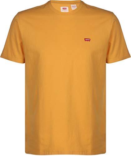 Levi's The Original Camiseta, Multicolor (Hm Patch OG tee Golden Apricot 0003), Medium para Hombre