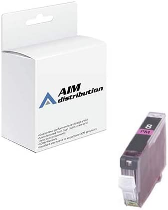 AIM Compatible Replacement for Canon CLI-8PM Photo Magenta Inkjet (450 Page Yield) - Generic