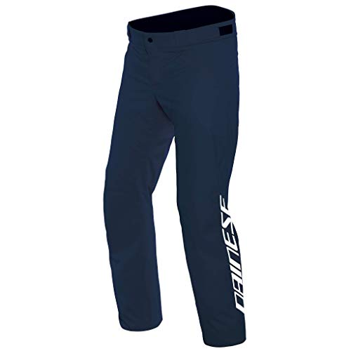 Dainese Herren Hp2 Pm4 Ski Hose, Black-Iris/Black-Iris, XXL