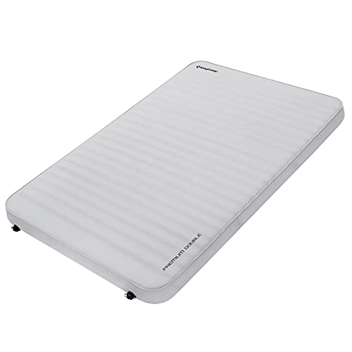 KingCamp Self-Inflating Thick Camping Sleeping Pad, 3D Side Camping Foam Pad, R-Value 6 with Good...