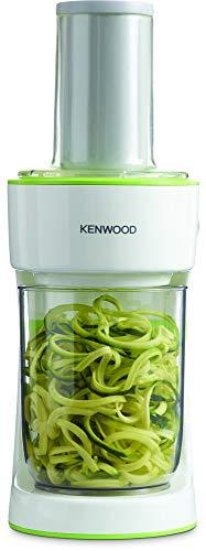 Robot de Cocina Kenwood FGP203WG Spiralizer 70W Blanco Verde