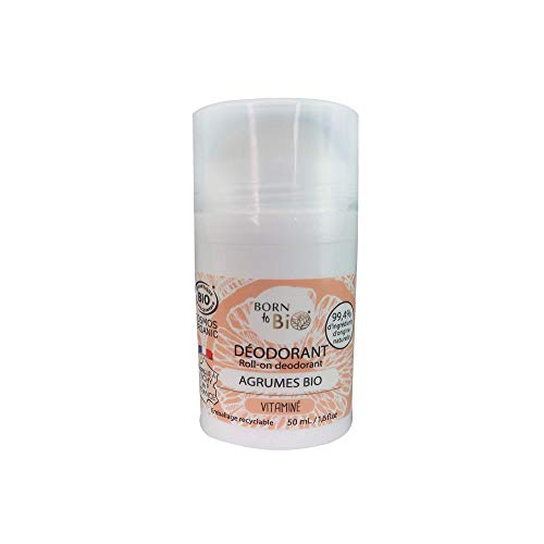 Born To Bio Bio Desodorante Cítrico 50 ml