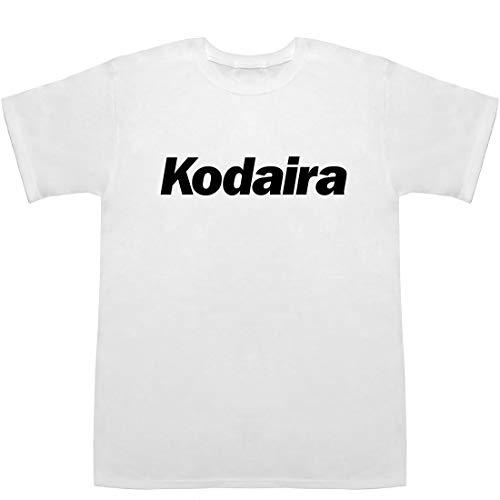 Kodaira 小平 古平 コダイラ Tシャツ ホワイト M【小平うどん】【小平市 お土産】