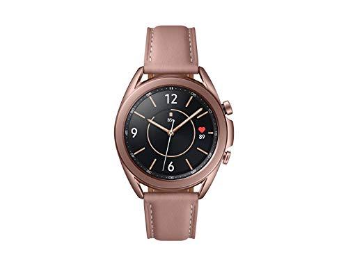Oferta de SAMSUNG Galaxy Watch 3 (Bluetooth) 41mm - Smartwatch Mystic Bronze