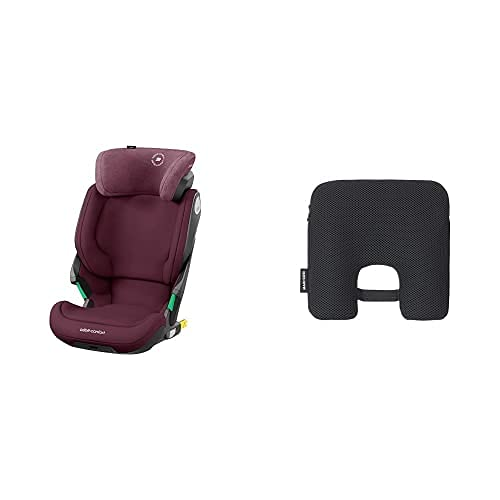 Bébé Confort Kore Silla de auto, color authentic red + Maxi-Cosi e-Safety Dispositivo antiabandono para silla de coche