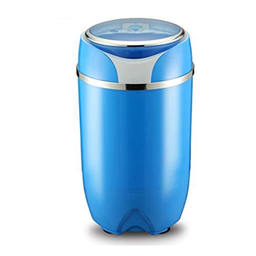 BLLXMX Energiesparende Haushalts Waschmaschine, Mit Einer Kapazität Von 3,5 Kg Und Einer Waschmaschinenleistung Von 160 Watt, Geeignet for Wohnung Familie