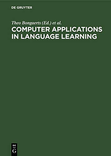 Computer Applications in Language Learning