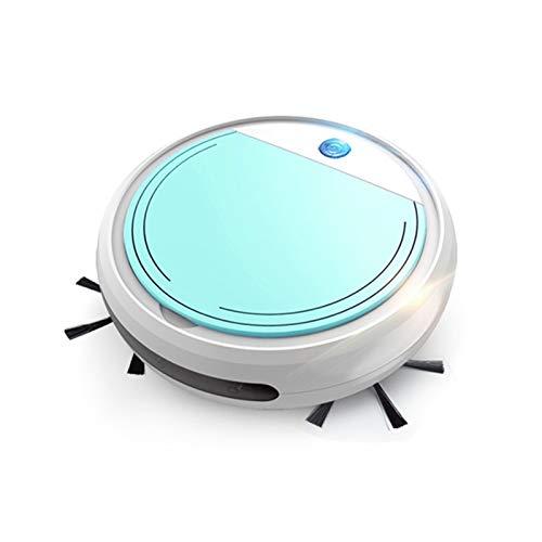 Aspirateur de robot avec 3 en 1 Intelligent Automaticent 3200Pa USB Mini aspirateur, adapté au nettoyage de la maison entière