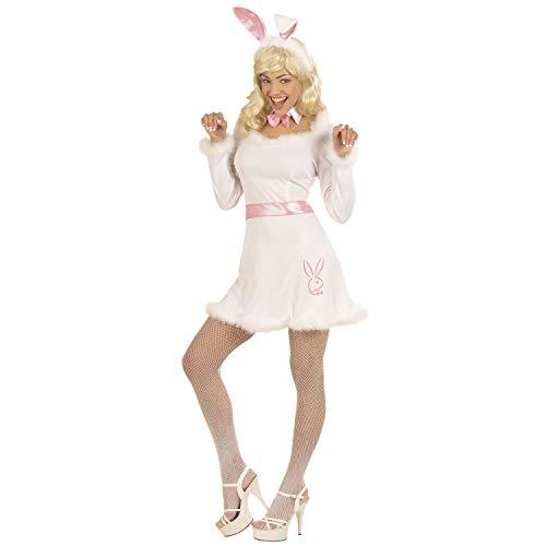 Widmann - Cs925760/m - Costume Bunny Blanc Taille M