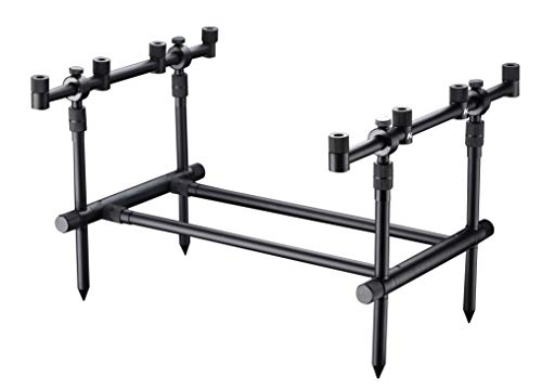New Direction Tackle COMPACT 360° ROD POD (4 rod) for Carp fishing