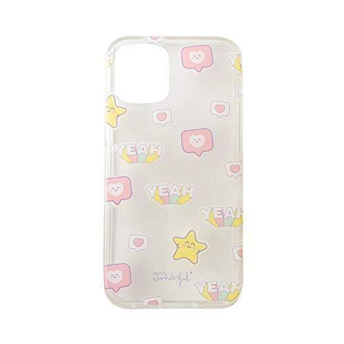 Mr. Wonderful Carcasa iPhone 12 Compatible con iPhone 12 Pro Yeah