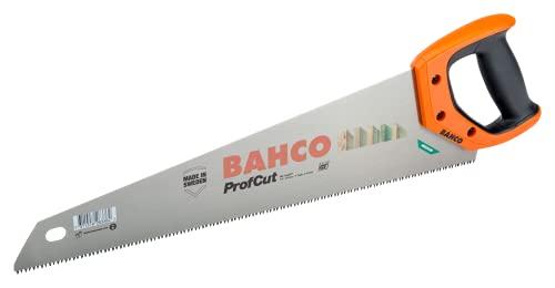 Bahco PC-19-GT7 BHPC-19-GT7-A Handsäge mittelgrob mit 2K Handgriff Blattlänge 475 mm, Profcut Profi-fuchsschwanz, 475mm