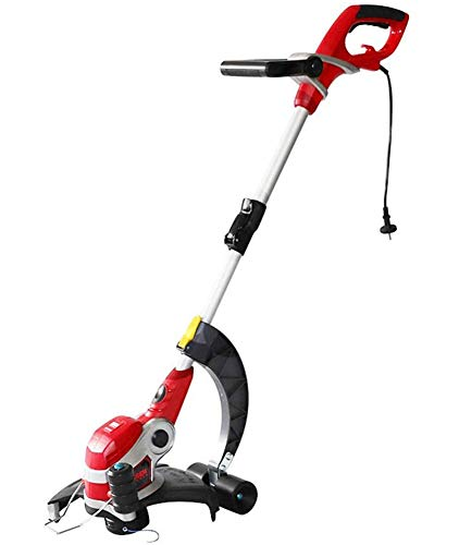 Affordable JXH Electric Grass Trimmer Electric Lawn Edger, 650W Lawn Mower Lawn Trimmer, Tilting Mot...