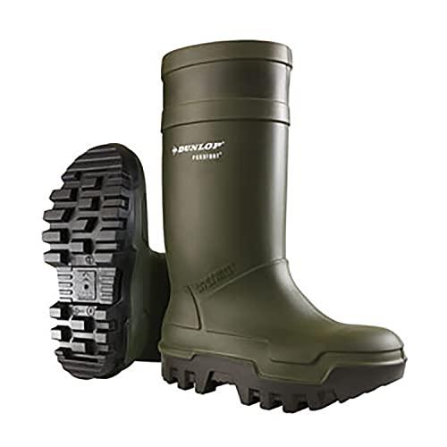DunlopC662933 S5 THERMO+ , Botas de caña alta de goma Unisex