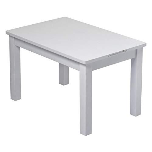 pioupiou ET Merclles Mijn eerste tafel grijs. grijs